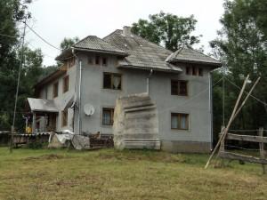 Casa lui Eugen David din Roșia Montană