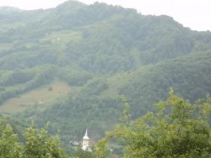 Valea Cornii, lângă Roșia Montană
