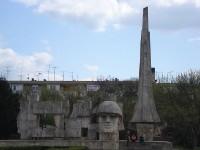 Monumentul soldatului român din Carei