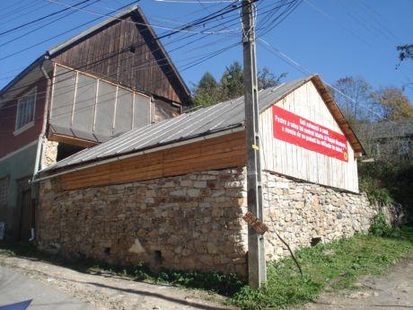 Casa 393 în 2011
