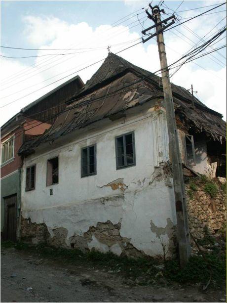 Casa 393 în 2007
