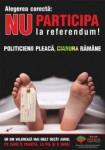 Nu participa la referendum