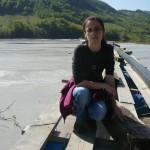 Pe conductă în iazul de decantare Geamăna