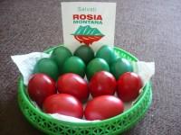 Ouă paște Salvați Roșia Montană