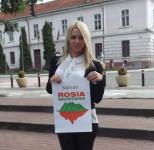 Afișul campaniei Salvați Roșia Montană