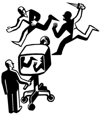 Televiziunea - un excelent instrument de manipulare