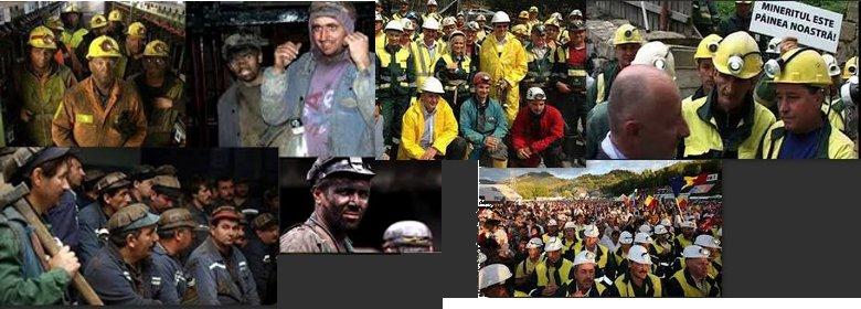 Diferența dintre mineri și angajații RMGC