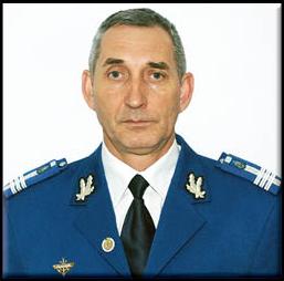Adjunctul șefului Jandarmeriei, Colonelul VASILICĂ Ovidiu